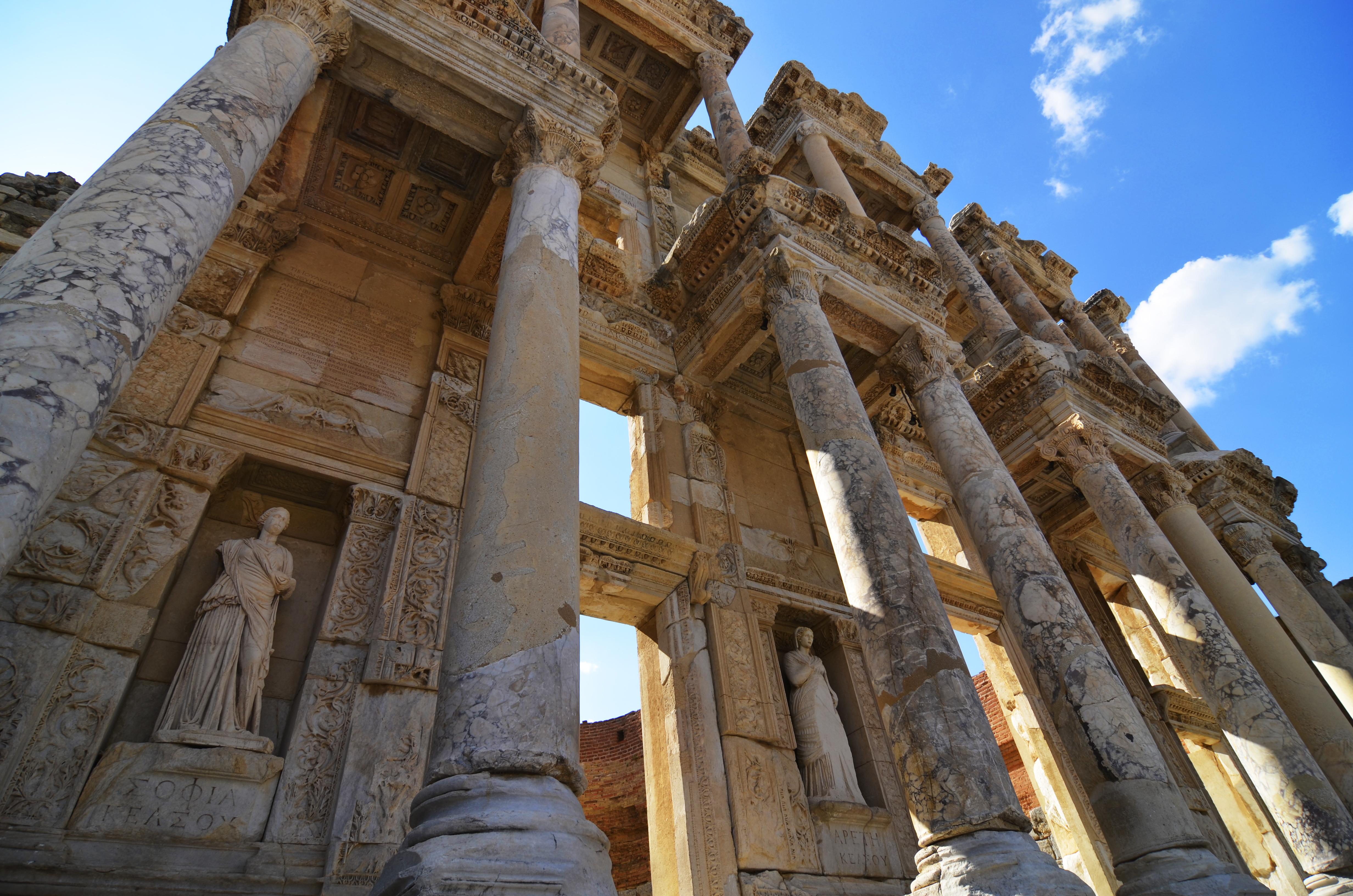 Ephesus【Turky】