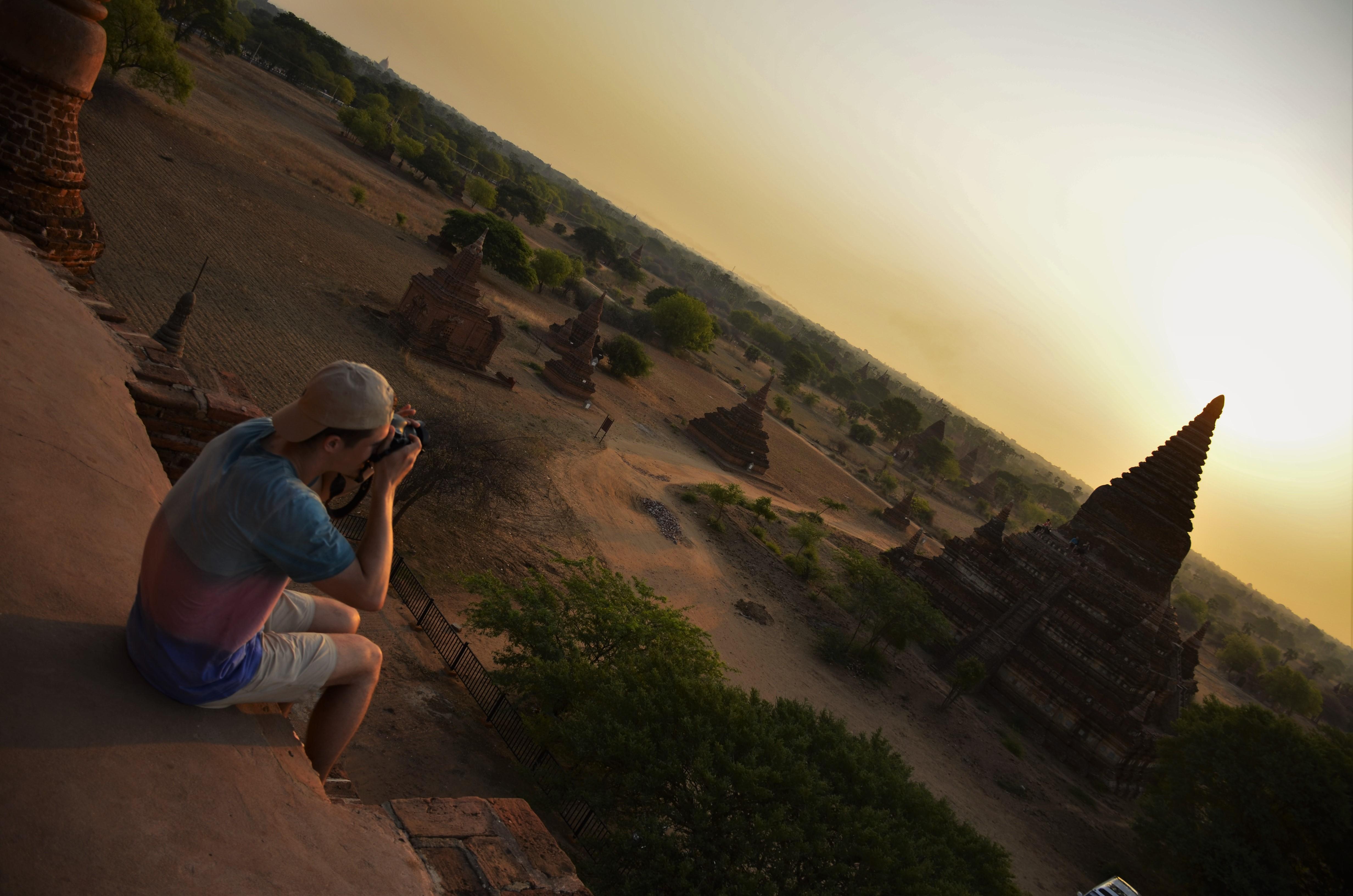 Bagan【Myanmar】