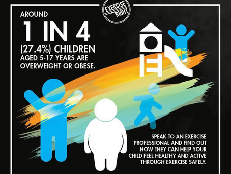 Let's talk about childhood obesity