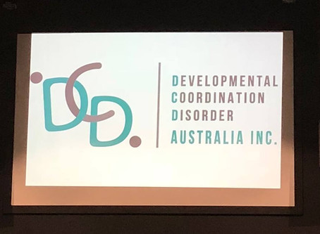 Developmental Coordination Disorder National Conference - Recap