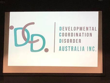 Developmental Coordination Disorder National Conference - Recap