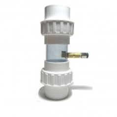 CO2 Chamber with Brass Check Valve