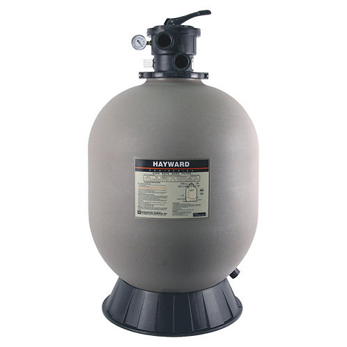 Hayward Pro Series: 600 lb. sand filter