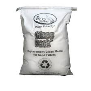 Glass Pack - 50 lb. bag