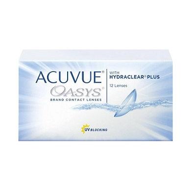 Acuvue Oasys 2 Week (12 Lenses)