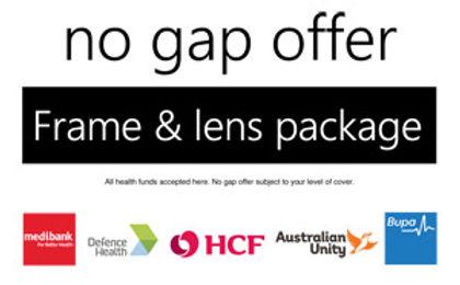 No Gap Glasses