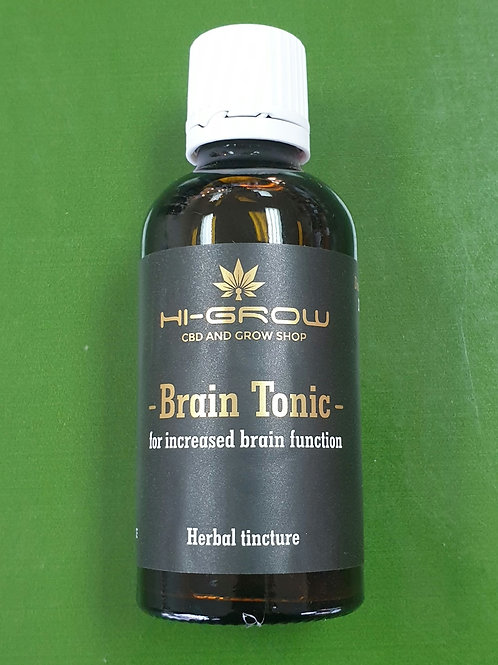 Hi-Grow Brain Tonic Herbal Tincture