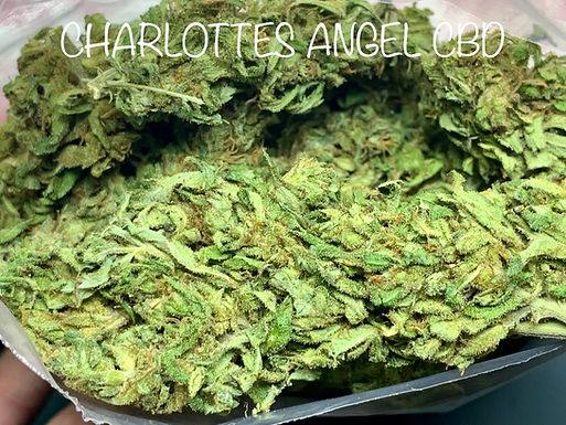 CHARLOTTES ANGEL CBD