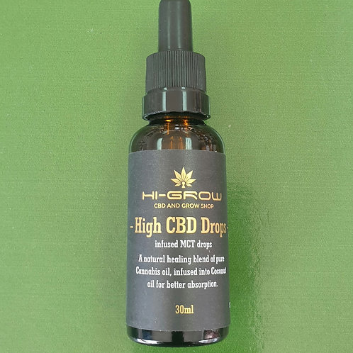 Hi-Grow High CBD Drops