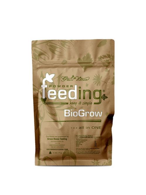 GreenHouse Feeding BioGrow