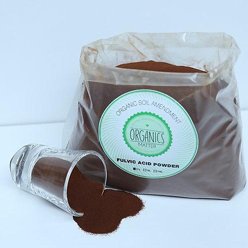 Organics matter Fulvic Acid Powder
