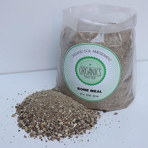 Organics matter organic bone meal