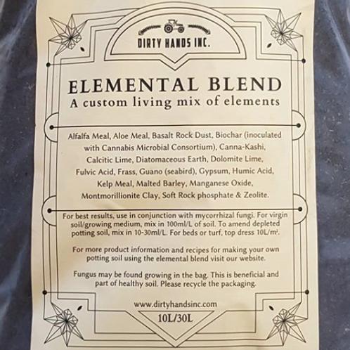 Elemental Blend Mineral & Nutrient Pack