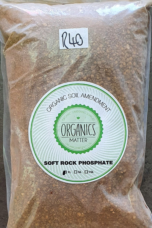 Soft Rock Phosphate