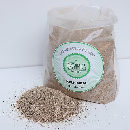 Organics matter Kelp Meal