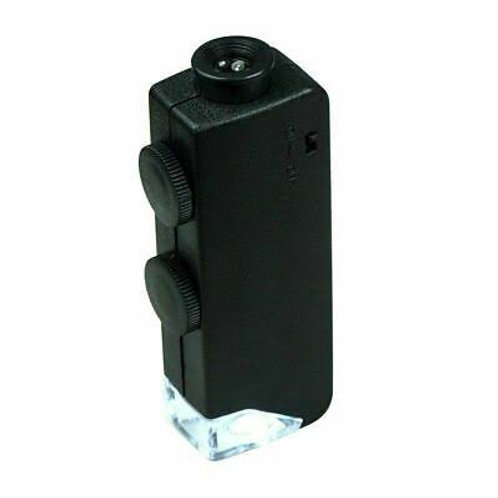 Universal Clip Type LED Cellphone Microscope