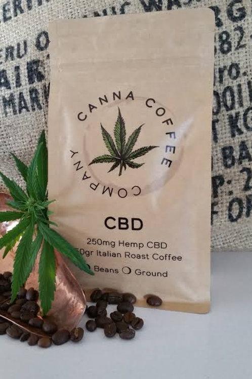 Canna Coffee CBD Beans