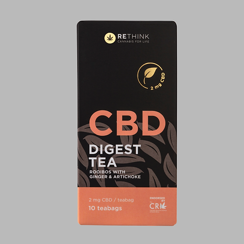 RETHINK CBD Digest Tea