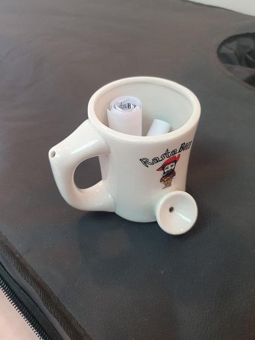 Rasta Boer Pipe Mug