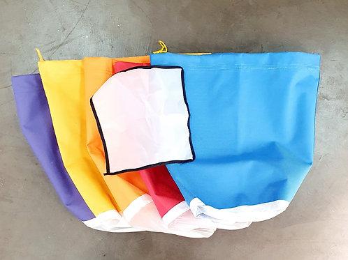 5 piece Bubble Bag Set