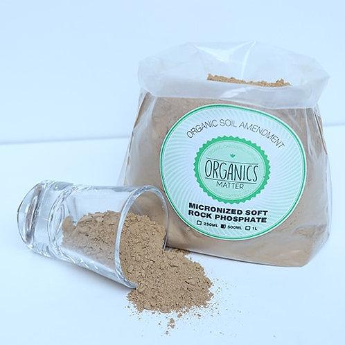 Organics matter Micronized Soft Rock Phosphate