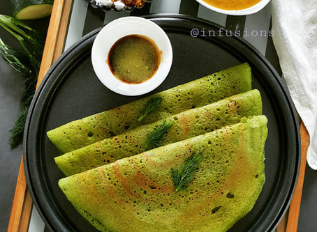 Dill leaves/ Sabsige soppu Dosa
