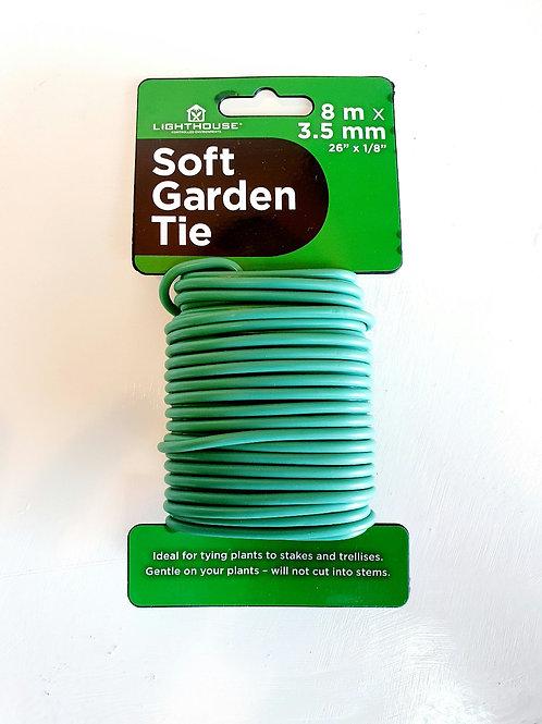 Soft Garden Tie