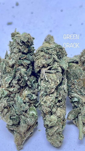 GREEN CRACK`
