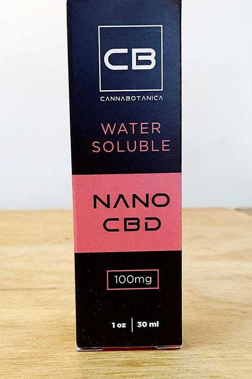 CB Nano Water Soluble CBD