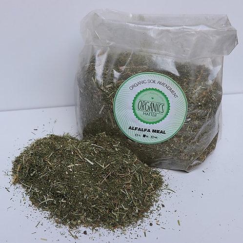 Organics matter Alfalfa Meal
