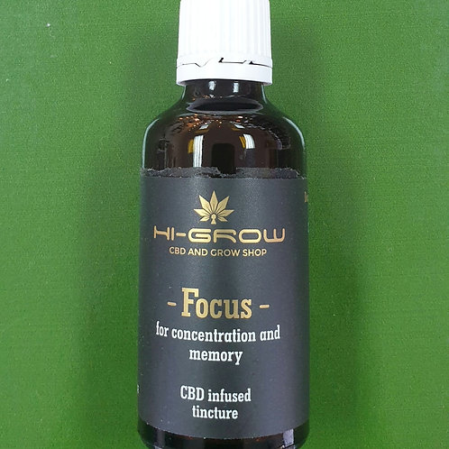 Hi-Grow Focus Tincture
