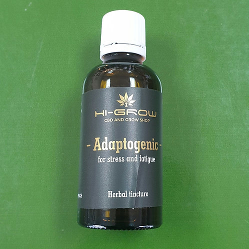 Hi-Grow Adaptogenic Herbal Tincture