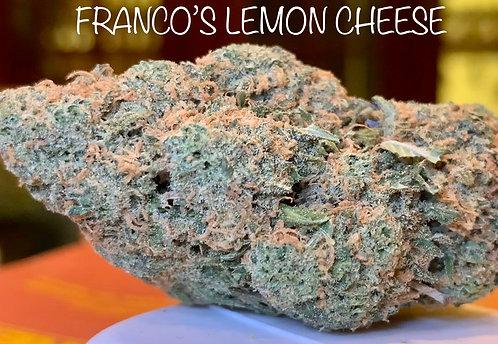 FRANCO'S LEMON CHEESE
