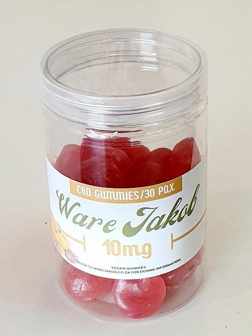 Ware Jakob CBD Gummies
