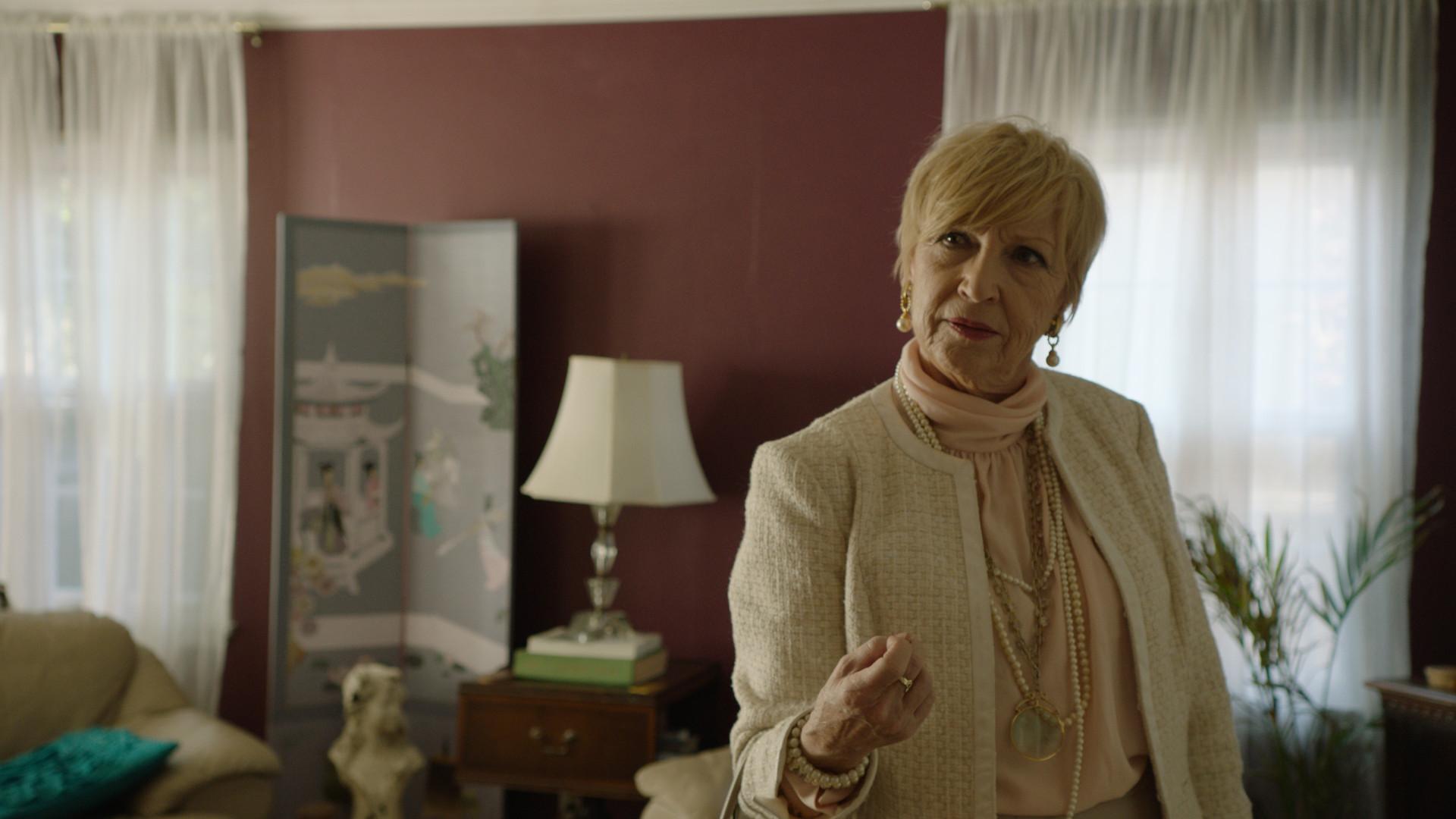 Gwen Hillier is Addie Banks.
