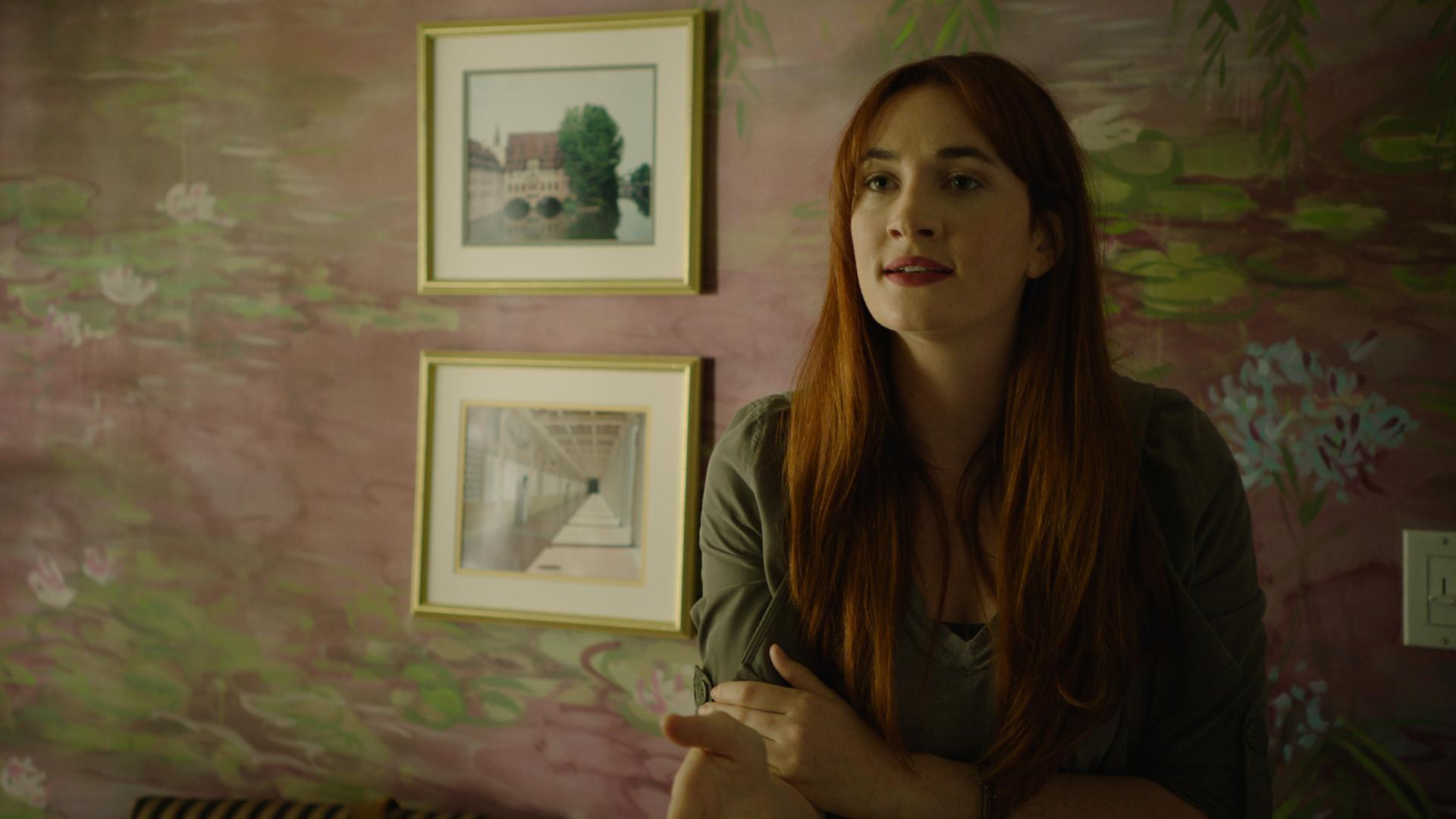 Mackenzie Breeden is Mattie Morris.