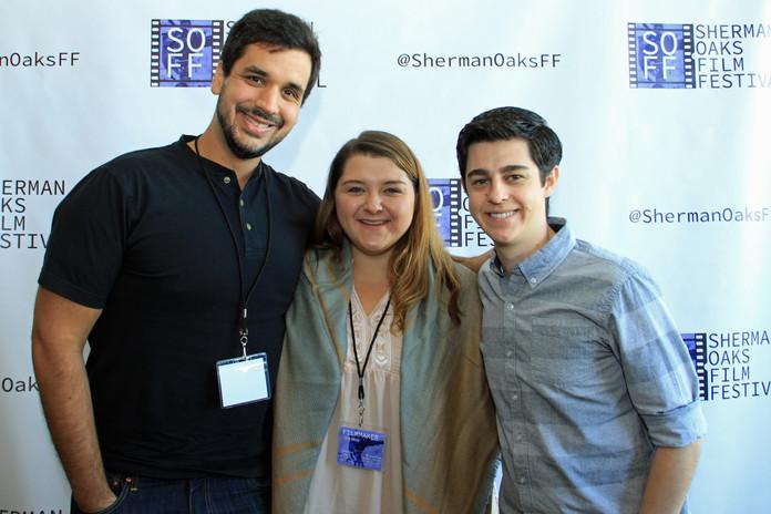 Red Carpet for the Sherman Oaks Film Festival