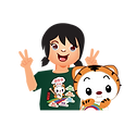 Family - girl and tiger.png