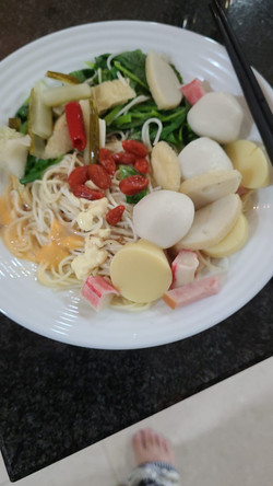 huai shan noodles