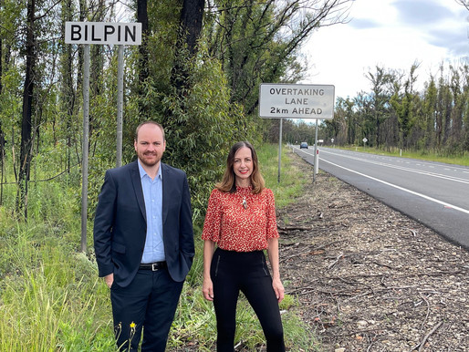 $1.68m for Bilpin, St Albans, Colo Heights to fund community projects