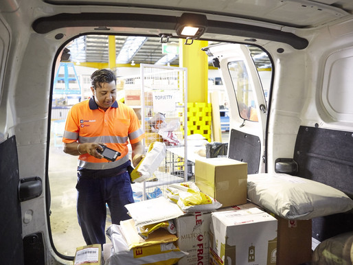 Australia Post set for biggest delivery day in history after massive online sales weekend