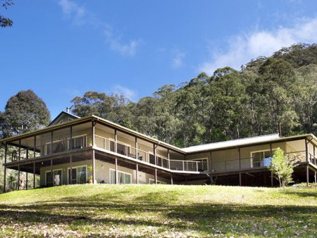 Forgotten Valley's Yanada Retreat maybe just what we all need after this long year…