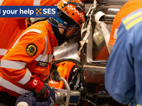 Hawkesbury SES would like to chop your car up