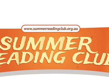 Summer reading club is kids' stuff