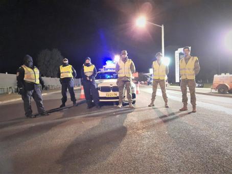 Meet the Hawkesbury's border force…