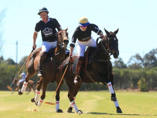 Chukka CV in for top Richmond polo job