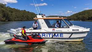Wisemans maritime patrol busy on Colo and Hawkesbury rivers
