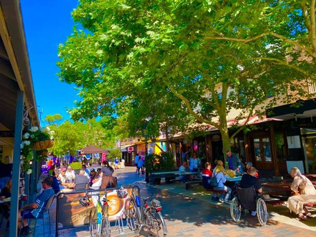 Windsor on track to be better than Leura, Bowral or Katoomba