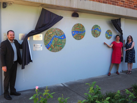 The peoples' mosaic unveiled