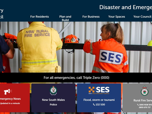 Live updates across all emergency situations brought together on new council dashboard